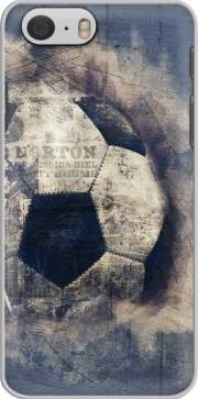 Capa Abstract Blue Grunge Soccer
