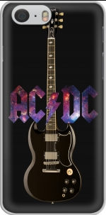 Capa AcDc Guitare Gibson Angus for Iphone 6 4.7