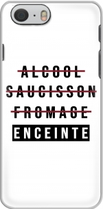Capa Alcool Saucisson Fromage Enceinte for Iphone 6 4.7