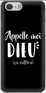Capa Appelle moi dieu for Iphone 6 4.7
