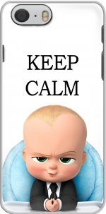 Capa Baby Boss Keep CALM for Iphone 6 4.7