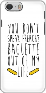 Capa Baguette out of my life for Iphone 6 4.7