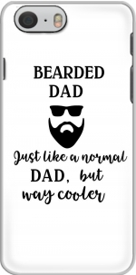 Capa Bearded Dad Just like a normal dad but Cooler for Iphone 6 4.7