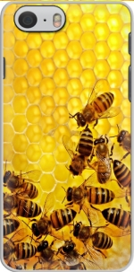Capa Bee in honey hive for Iphone 6 4.7