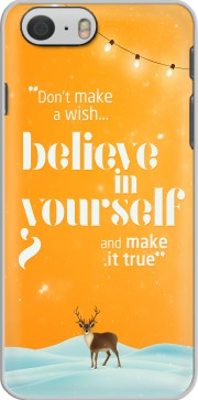 Capa Believe in yourself