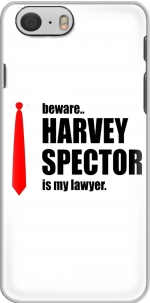 Capa Beware Harvey Spector is my lawyer Suits for Iphone 6 4.7