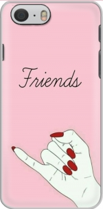 Capa BFF Best Friends Pink Friends Side for Iphone 6 4.7