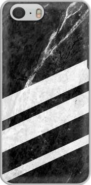Capa Black Striped Marble