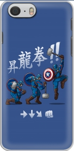 Capa Captain America - Thor Hammer for Iphone 6 4.7