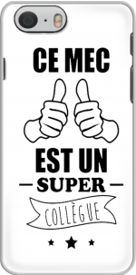 Capa Ce mec est un super collegue cadeau depart for Iphone 6 4.7
