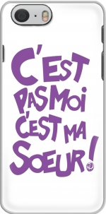 Capa Cest pas moi cest ma soeur for Iphone 6 4.7