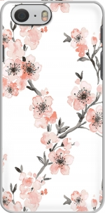 Capa Cherry Blossom Aquarel Flower for Iphone 6 4.7