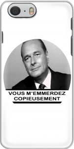Capa Chirac Vous memmerdez copieusement for Iphone 6 4.7