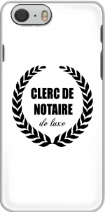 Capa Clerc de notaire Edition de luxe idee cadeau for Iphone 6 4.7