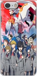 Capa darling in the franxx for Iphone 6 4.7
