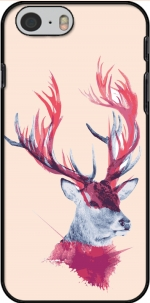 Capa Deer paint for Iphone 6 4.7