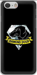 Capa Diamond Dogs Solid Snake for Iphone 6 4.7