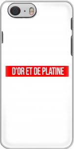 Capa Dor et de platine for Iphone 6 4.7