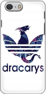 Capa Dracarys Floral Blue for Iphone 6 4.7