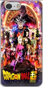 Capa Dragon Ball X Avengers for Iphone 6 4.7