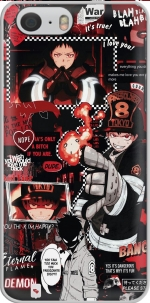 Capa Enen No Shouboutai Fire Force for Iphone 6 4.7