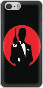 Capa English Secret Agent for Iphone 6 4.7