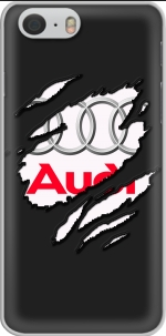 Capa Fan Driver Audi GriffeSport for Iphone 6 4.7
