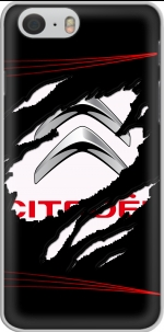 Capa Fan Driver Citroen Griffe for Iphone 6 4.7