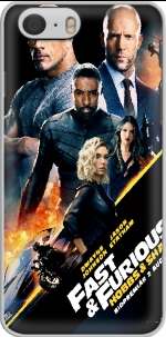 Capa fast and furious hobbs and shaw for Iphone 6 4.7