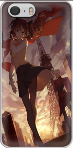 Capa Fate Stay Night Tosaka Rin for Iphone 6 4.7