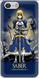 Capa Fate Zero Fate stay Night Saber King Of Knights for Iphone 6 4.7