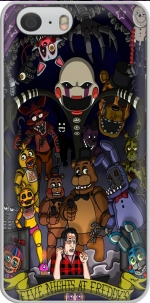 Capa Five nights at freddys for Iphone 6 4.7
