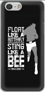 Capa Float like a butterfly Sting like a bee for Iphone 6 4.7