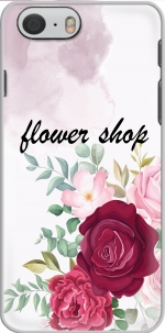 Capa Flower Shop Logo for Iphone 6 4.7