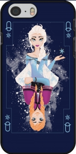 Capa Frozen card for Iphone 6 4.7