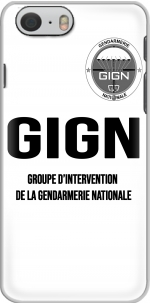 Capa GIGN groupe dIntervention de la gendarmerie Classic for Iphone 6 4.7