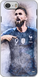 Capa Giroud The French Striker for Iphone 6 4.7
