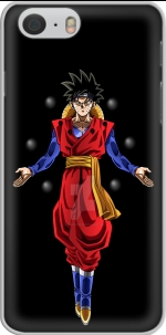 Capa Goku Fusion Luffy for Iphone 6 4.7
