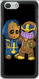 Capa Groot x Thanos for Iphone 6 4.7