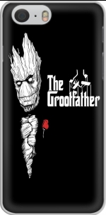 Capa GrootFather is Groot x GodFather for Iphone 6 4.7
