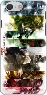 Capa Guild Wars 2 All classes art for Iphone 6 4.7