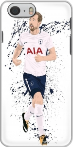 Capa Harry Kane Painting ART Tottenham London England 3 lions for Iphone 6 4.7