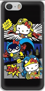 Capa Hello Kitty X Heroes for Iphone 6 4.7
