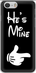 Capa Hes mine for Iphone 6 4.7