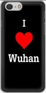 Capa I love Wuhan Coronavirus for Iphone 6 4.7