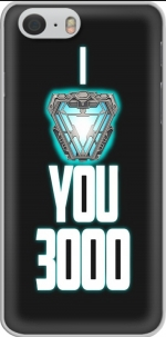 Capa I Love You 3000 Iron Man Tribute for Iphone 6 4.7