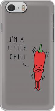 Capa Im a little chili para iphone-6