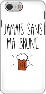 Capa Jamais sans ma brune for Iphone 6 4.7