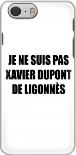 Capa Je ne suis pas Xavier Dupont De Ligonnes Criminel for Iphone 6 4.7