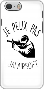 Capa Je peux pas jai Airsoft Paintball for Iphone 6 4.7